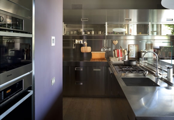 penthouse kitchens