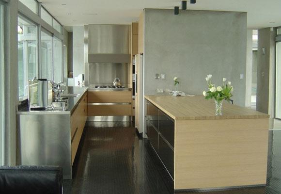 new zeeland kitchen