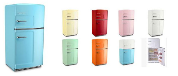 big chill retro fridge, 5 Gorgeous Retro Fridges