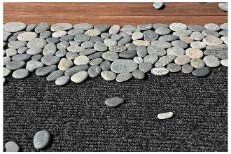 diy stone trivet