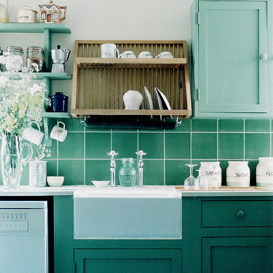 Kitchen Paint Colors Unusual Color Schemes The Kitchen