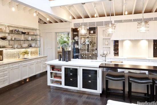 modern kitchen design - mick de giulio kitchen of the year