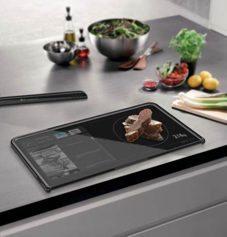 kitchen from the future: kitchen board