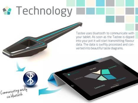 tastee concept tasting device