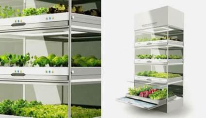 Nano Garden Concept by Hyundai
