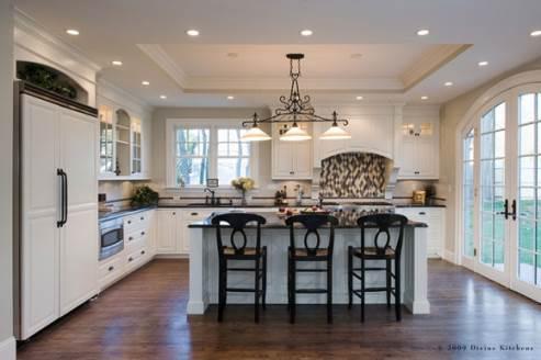 lovely kitchen backsplash