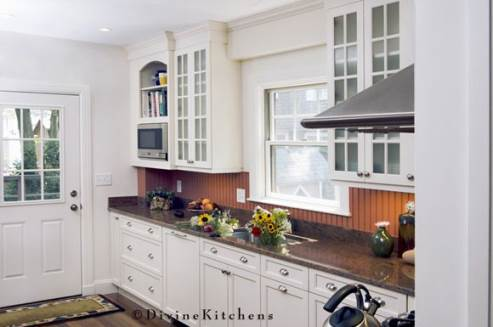 small kitchen big charm