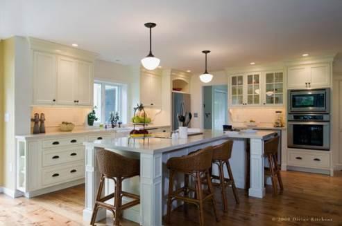 Berkshire Retreat kitchen