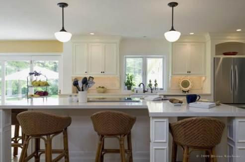 Berkshire Retreat by Divine Kitchens