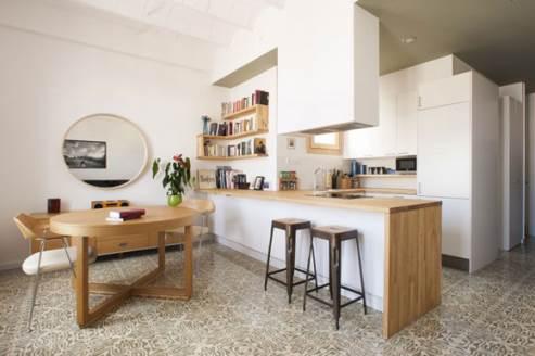 cozy kitchen apartment