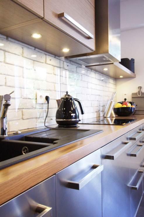 Soma Architekci kitchen