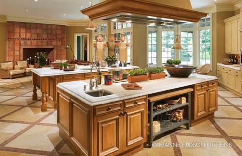 custom kitchen by joanne hudson