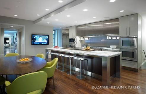 custom kitchen designed by joanne hudson