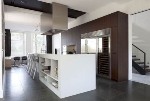 modern kitchen design by remy meijers