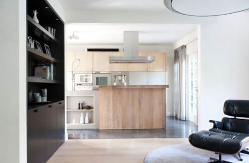 gooi villa kitchen