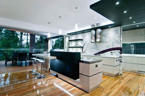 brisbane kitchen by kim duffin