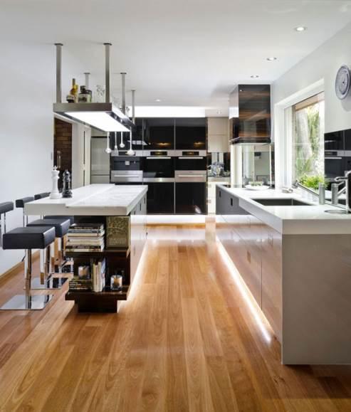 kitchen design by darren james