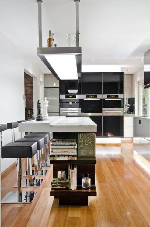 australian kitchen designed by interior designer darren james