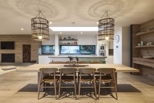 modern rural kitchen design