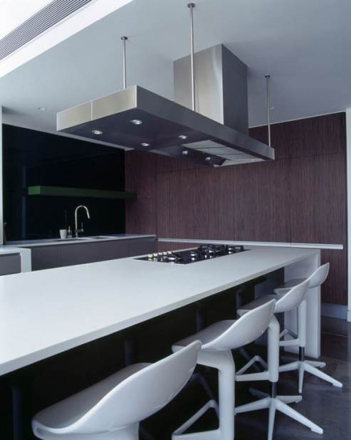 contemporary kitchen example