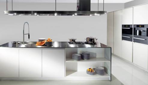 handless kitchen cabinets from schiffini