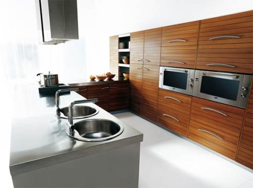 modular kitchens from schiffini
