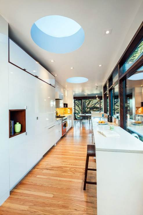 playful kitchen design