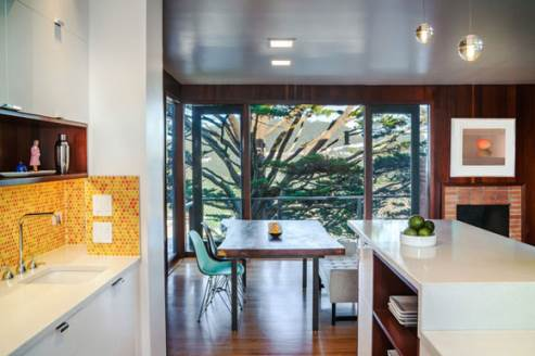 kitchen design by Jennifer Weiss Architecture
