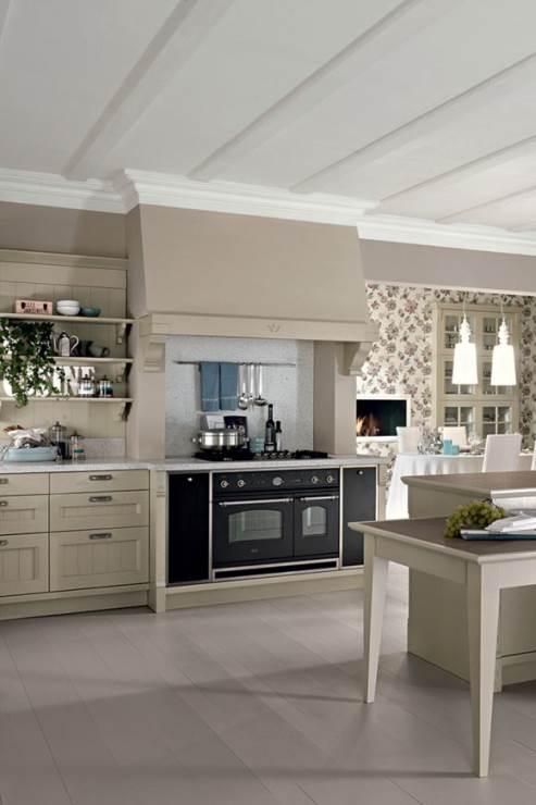 vintage kitchen by pedini