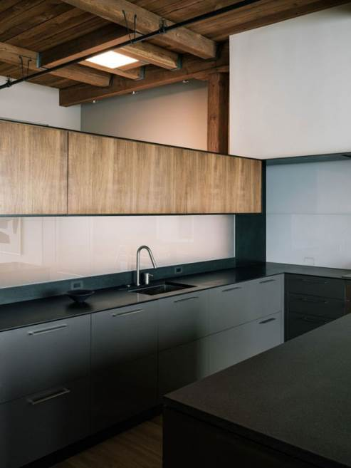 lovely wooden kitchen cabinets