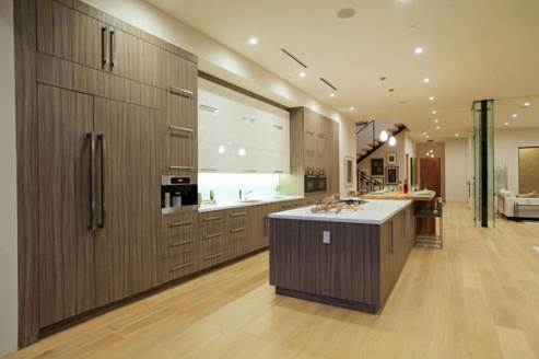high kitchen cabinets