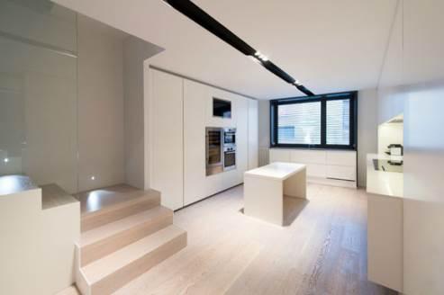 clean kitchen by ph5 design