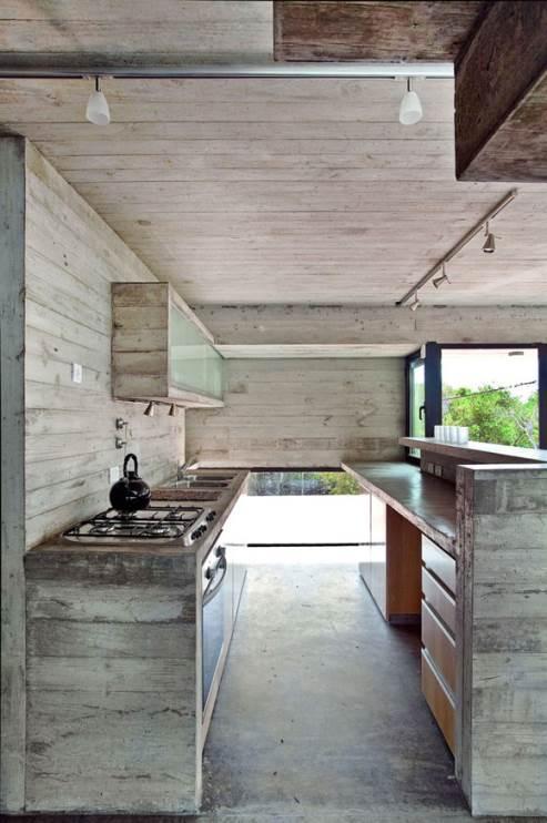kitchen by bak architects