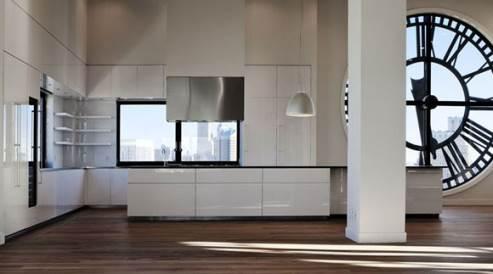 Stefano Venier kitchen