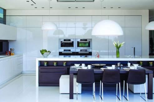 luxurious kitchen villa kitchen by whipple russell