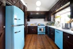 retro-furniture-kitchen-appliances-refrigerator-and-stovr-with-blue-color