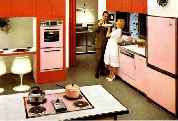 Retro kitchen appliances - kitchen design inspiration - The Kitchen ...