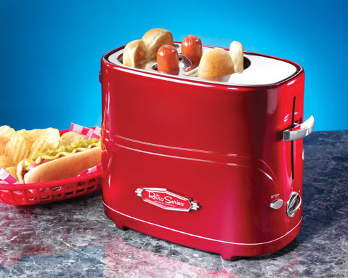 Surprising and Unique Toasters