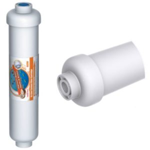 aicro inline water filter with activated carbon