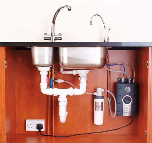 Instant Water Dispenser for Home or Office