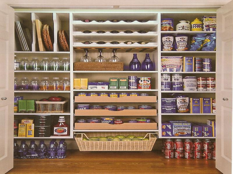 How To Organize A Pantry Cabinet