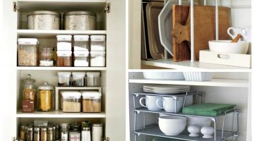 How To Organize A Kitchen Cabinets The Kitchen Times