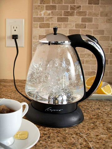 The Best Cordless Electric Hot Water Kettles