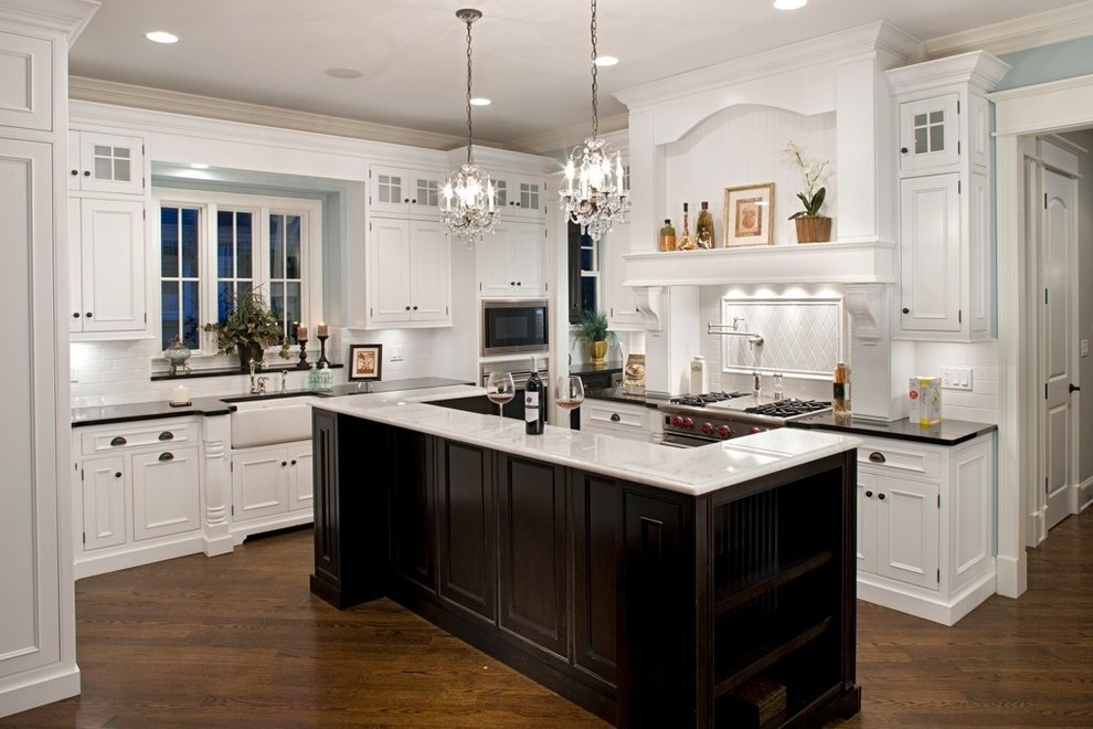 American Traditional Kitchens A New Style And Look To The Kitchen Amazing American Kitchen Design