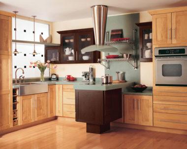 Kitchen cabinet doors replacement