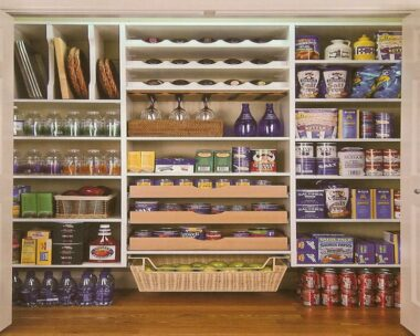 How to Organize a Kitchen Cabinets