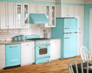 5 Gorgeous Retro Fridges
