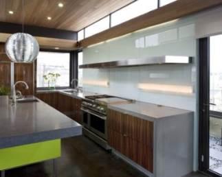 Concrete vs Granite kitchen Countertops